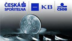 Čechům už se nechce platit poplatky. Banky přesto hlásí rekordní zisky