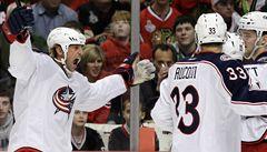 VIDEO: Columbus vyhrál, Prospal překročil hranici 500 asistencí v NHL