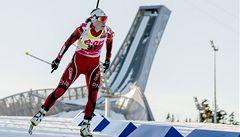 Biatlonovým závodům SP v Oslu vládli Bergerová a Fourcade