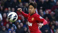 Manchester United rozstřílel Norwich díky hattricku Kagawy