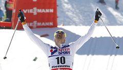 Olsson vyhrál na MS po sólu 50 km klasicky, Bauer byl 16.