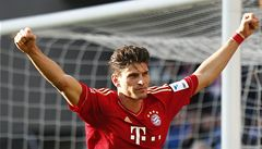 Kanonýr Gomez končí v Bayernu, bude hrát za Fiorentinu