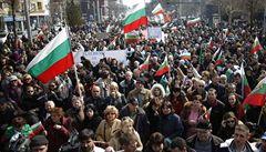 V Bulharsku opět vyšly do ulic tisíce lidí, protestují proti korupci