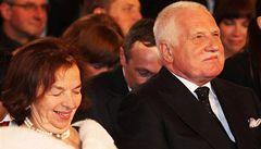Bytostný konzervativec Václav Klaus měl slabost pro letušky