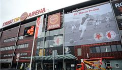 Fotografie Bicana se vrátila na slávistický stadion