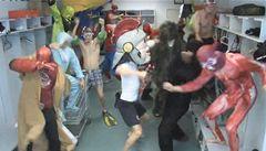 VIDEO: Fotbalová Sparta šlape. Hráči natočili tanec Harlem Shake