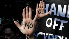 Od Ruska se Kypr pomoci nedočká, bankrot hrozí dál