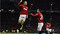 Manchester United využil ztráty City a vede už o patnáct bodů
