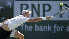 Berdych si finále nezahraje ani v Indian Wells. Nestačil na Nadala