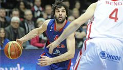 Nymburk znovu trápil nejbohatší tým Evropy, nakonec CSKA podlehl