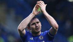 Lampard poslal svým 200. gólem Chelsea na třetí místo tabulky