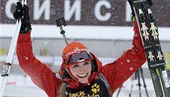 TIME OUT LN: Biatlonistka Soukalová má světový potenciál