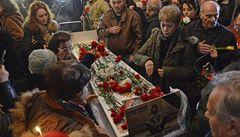 Další Bulhar se upálil na protest proti chudobě, zemřel v nemocnici