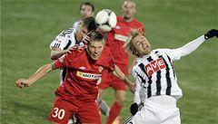 Brno remizovalo v Budějovicích 1:1, Švancara nedal penaltu