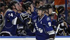 Palát se v NHL trefil podruhé za sebou a přispěl k výhře Tampy