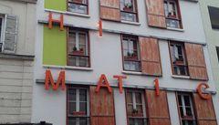 Designový hotel v centru Paříže, který si můžete dovolit