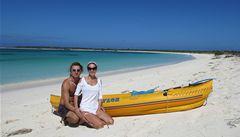 Moravan na plavbě Karibikem: noční život na Kubě i delfíni