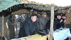 KLDR namířila rakety na americké vojenské základny