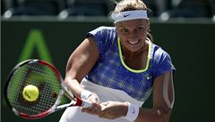 Kvitová je po další třísetové bitvě ve Stuttgartu ve čtvrtfinále