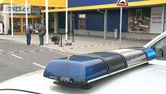Policie dopadla lidi podezřelé z přepadení dodávky s penězi