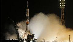 Rusové přistáli na ISS za šest hodin místo dvou dnů