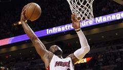 25. výhra v řadě. Miami v NBA zdolalo i Detroit