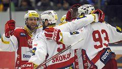 Lev si vylámal zuby na Slavii. V generálce na KHL prohrál 1:3