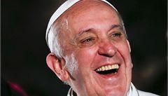 Papeže sleduje na Twitteru už šest milionů fanoušků