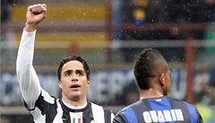 Juventus vrátil ve šlágru italské ligy porážku Interu Milán