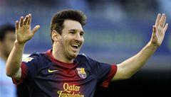 Messi má další rekord, Barcelona ale jen remizovala
