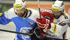 Slavia a Plzeň si v semifinále play off zahrají o mečbol