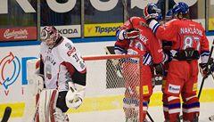 Hokejisté znovu porazili znovu Lotyšsko, rozhodl Nakládal