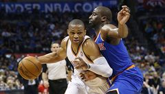 Knicks porazili v NBA Oklahomu a mají dvanáctou výhru v řadě