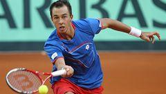 TIME OUT LN: Zlaté sebevědomí tenisty Rosola