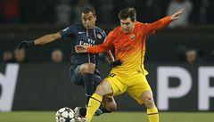 Snad se Messi uzdraví, doufá před odvetou Ligy mistrů Barcelona