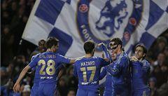Chelsea v prvním čtvrtfinále EL porazila Kazaň 3:1