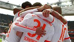 Bayern slaví 23. ligový titul už šest kol před koncem
