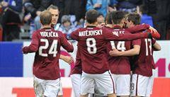 Sparta přejela Olomouc 3:0, dvakrát skóroval Kadlec