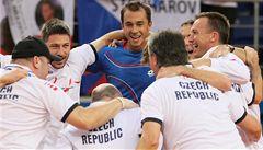 Čeští tenisté vedou poprvé daviscupový žebříček