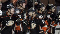 VIDEO: Dvořák zařídil v NHL Anaheimu výhru, Jágr dvakrát asistoval