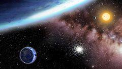 Život ve vesmíru? Teleskop NASA našel dvě planety jako Země