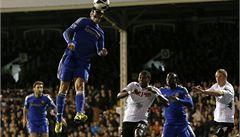 Chelsea vyhrála na hřišti Fulhamu a vrátila se na třetí místo