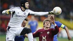 Chyběla nám energie, přiznal Čech po porážce Chelsea v Kazani