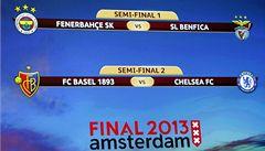 Čechova Chelsea se utká o finále Evropské ligy s Basilejí