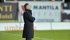 Olomouc odvolala trenéra Pivarníka, nahradí ho asistent Kotůlek