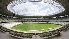 Brazílie testovala stadion pro MS. Dva fanoušci byli zastřeleni