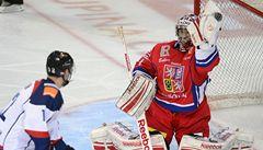 Hokejisté nezvládli závěr přípravného zápasu se Slovenskem a prohráli