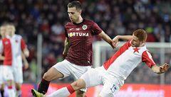 Dnes derby: Slavia v krizi proti lídrovi z Letné