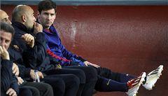 I zraněný Messi je pro Barcelonu nepostradatelný