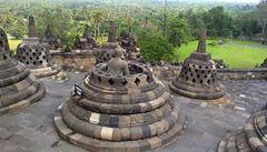 Yogyakarta: indonéské pulzující město pod sopkou